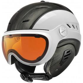Slokker Bakka Polar-Photocrom Helmet wood white